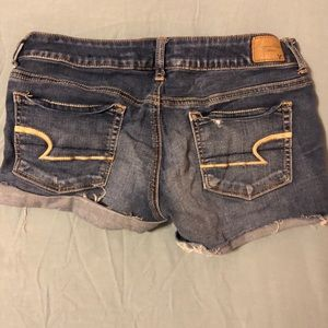 American Eagle size 8 stretch shorts